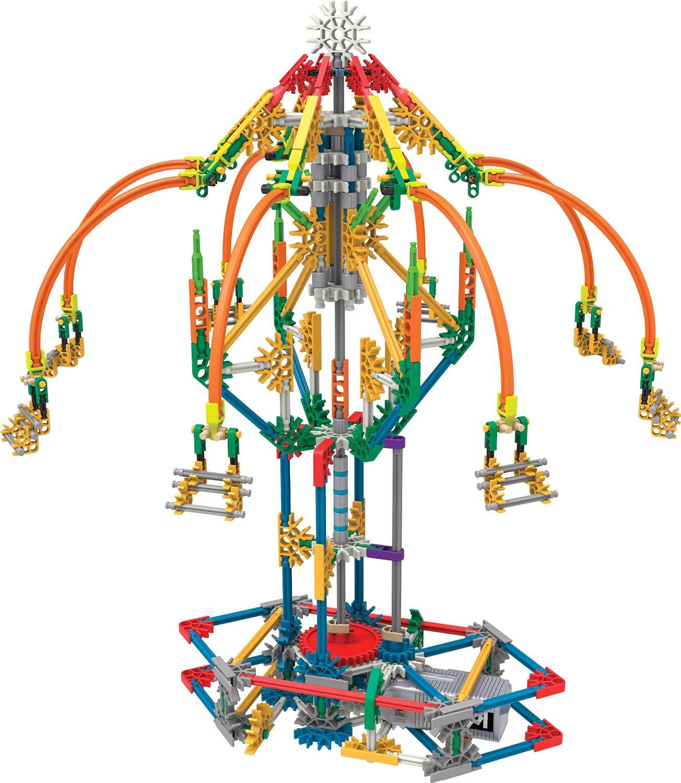 STEM Toys Sale: K'NEX Education Sets: Swing Ride Building Set  $25 &  More