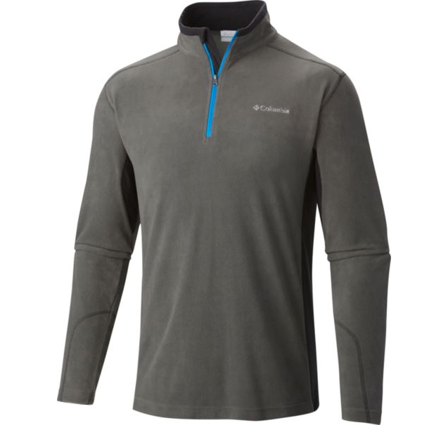 Columbia Men's Klamath Range II Half-Zip Fleece Pullover (various colors M,L,XL,2XL) for $9.99 w/ In-store Pick-up at Cabela's