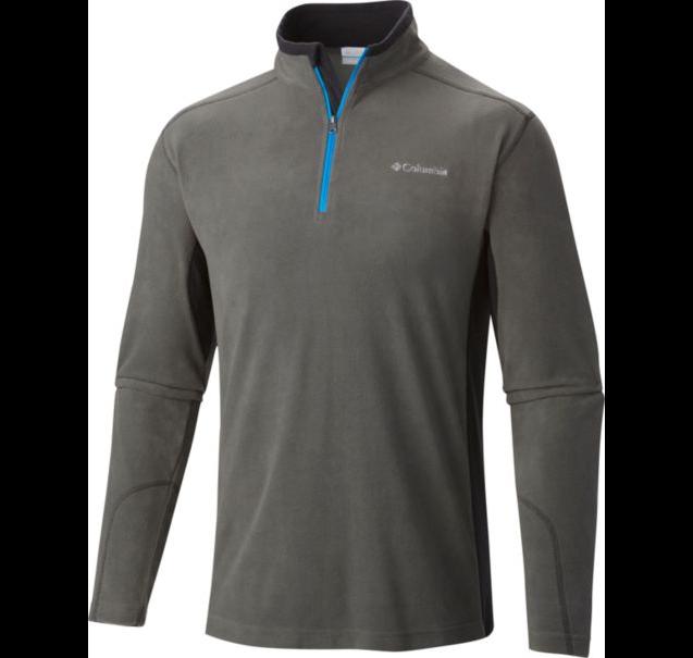 Columbia Men's Klamath Range II Half-Zip Fleece Pullover (various colors M,L,XL,2XL) for $9.99 w/ In-store Pick-up at Cabela's