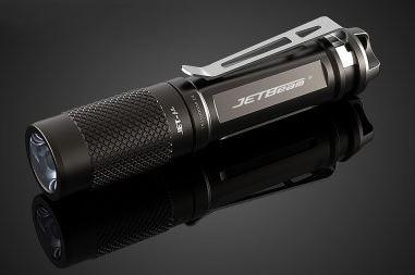 Jetbeam LED Flashlights: JET-I MK $11, JET-U  $8 + Free Shipping