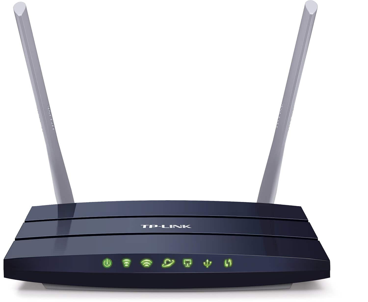 TP-Link AC1200 Wireless Wi-Fi Dual Band Fast Ethernet Router (Archer C50) $42.00 @ Amazon.com W/ coupon + Free Same Day Shipping!