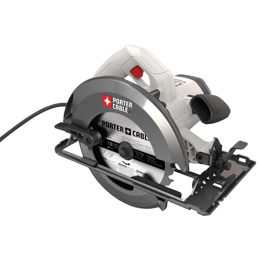 "Porter-Cable 15-Amp 7-1/4"" Heavy-Duty Circular Saw  $50 + Free Shipping"
