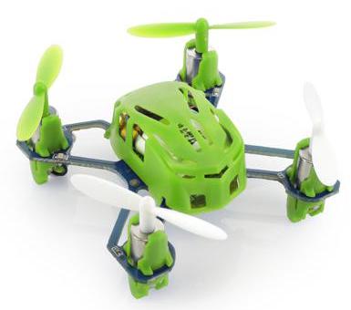 Hubsan Q4 H111 Nano Quadcopter Drone (various colors)  $18 + Free Shipping