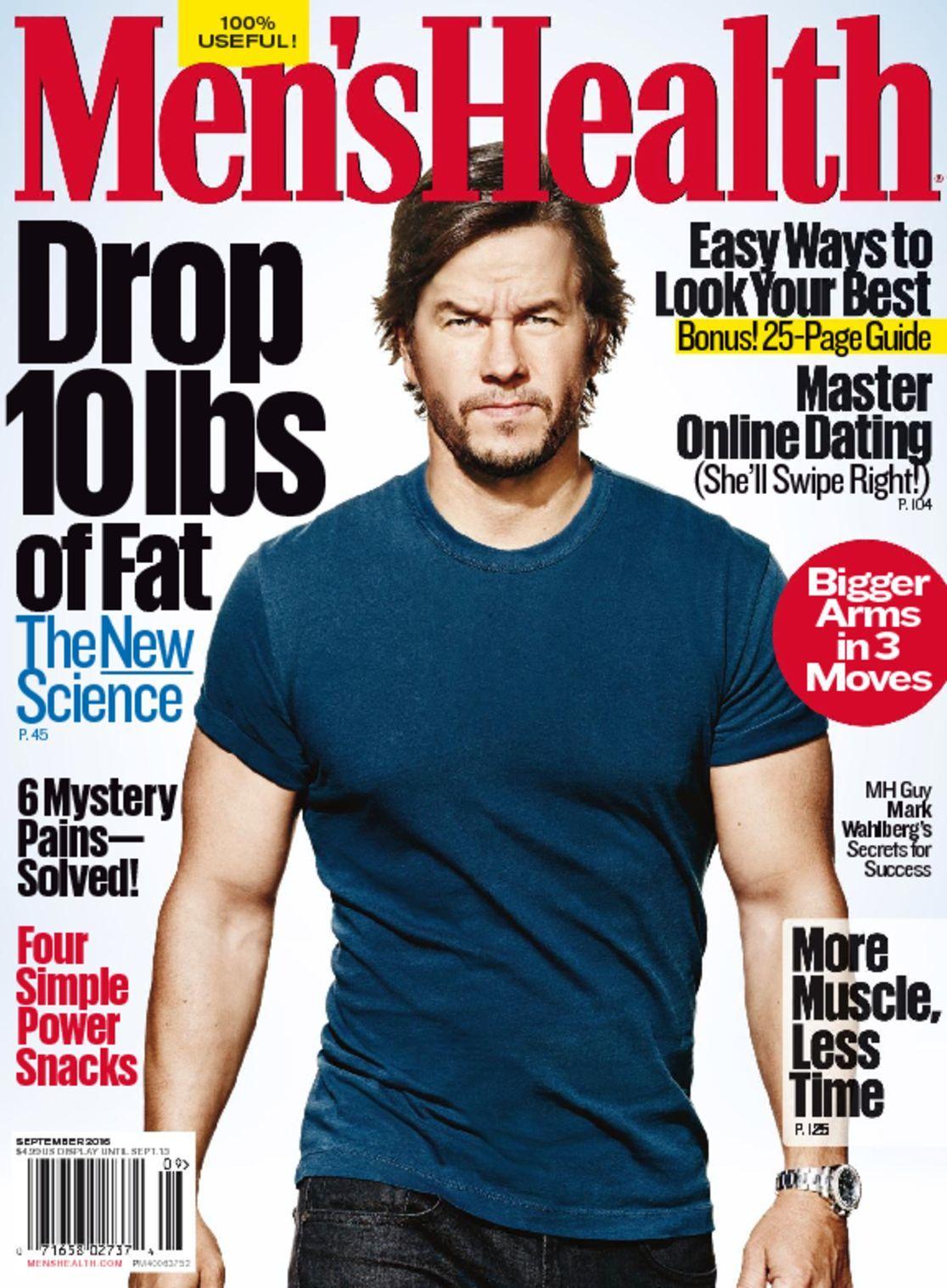 Men's Health Magazine $5 per year