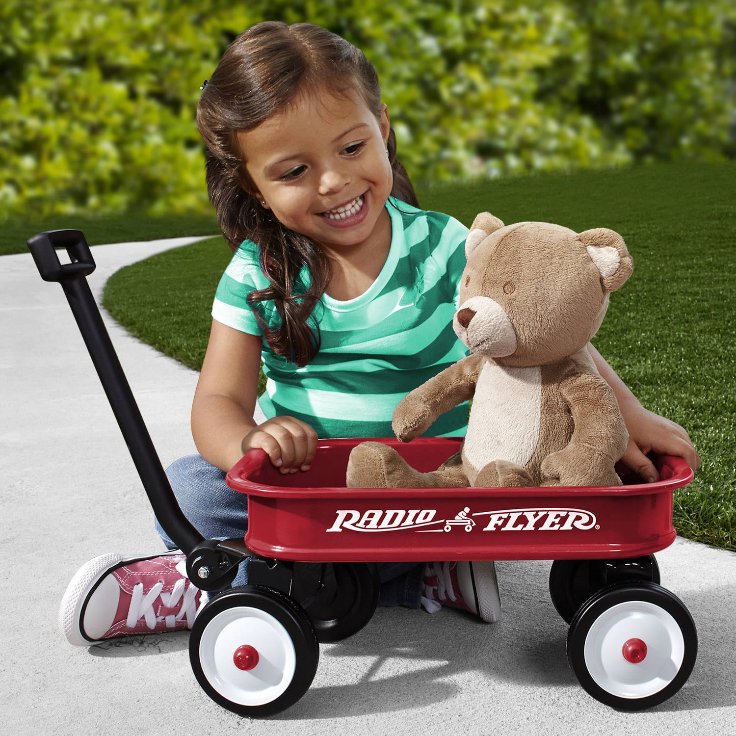 Radio Flyer Kids Little Red Toy Wagon  $11.25 + Free Store Pick-Up