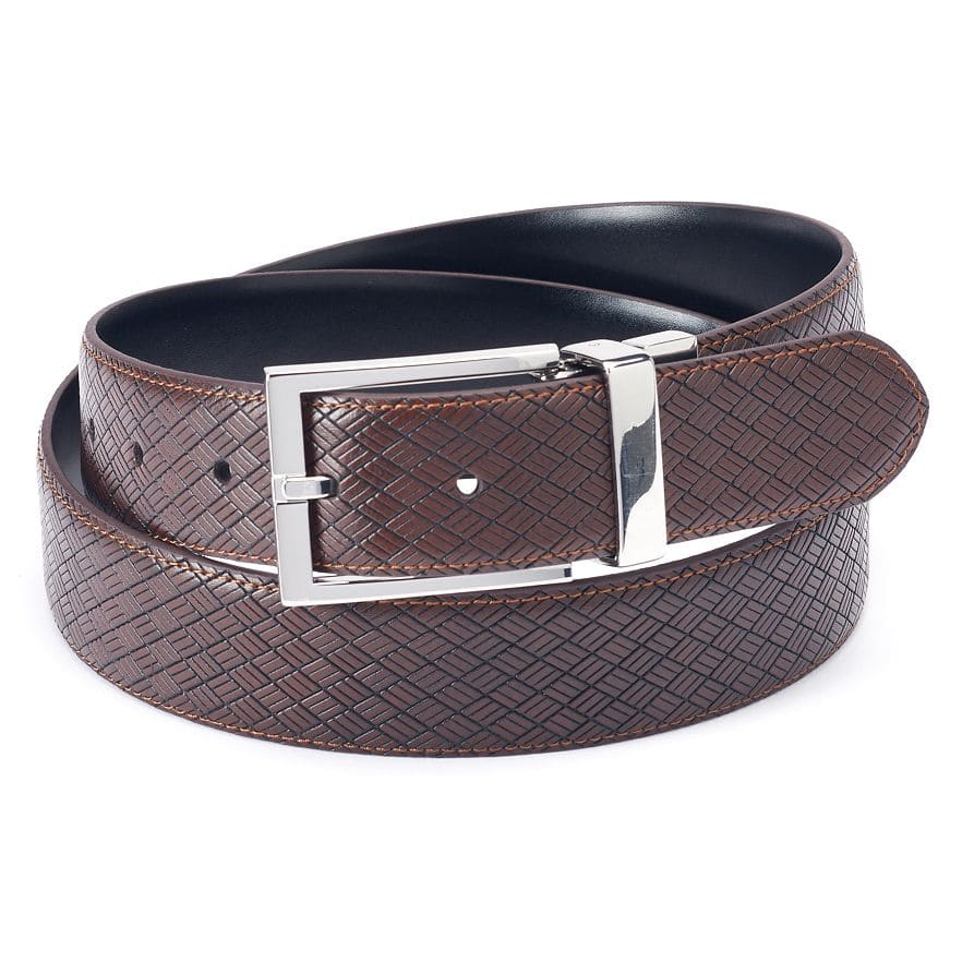 Chaps Men's Reversible Belt $6.30 + free shipping *Kohl's Cardholders*