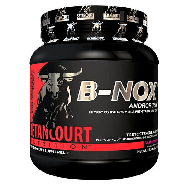 Betancourt Nutrition B-Nox Pre-Workout (35-Servings) in various flavors for $23.99 shipped (or 4 for $72 shipped)