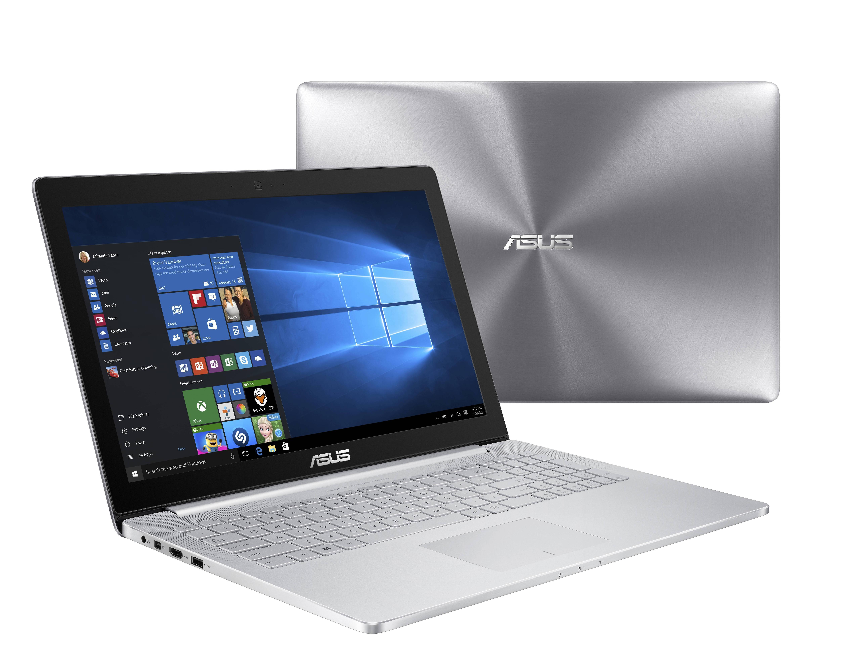 """Refurb ASUS ZenBook Pro UX501JW-UB71T i7 4720HQ, 15.6"""" 4K IPS Touch, 16GB Ram, 512GB PCIe SSD, GTX 960M 2GB, Thuderbolt, Win10 Home @ $850 + $5 Shipping."""