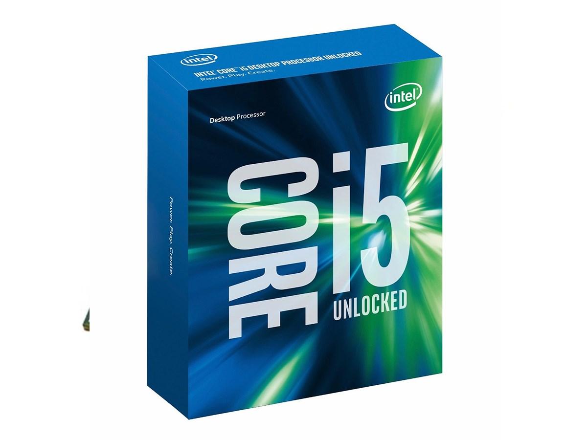 Intel Core i5-6600K Skylake Quad-Core 3.5GHz Desktop CPU  $215 & More