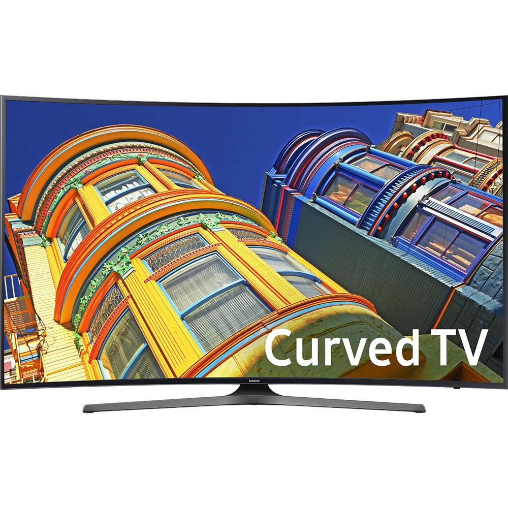 Samsung UN65KU6500 Curved 65-inch UHD 4K Smart TV + $500 Dell eGift Card - $1400 w/ FS