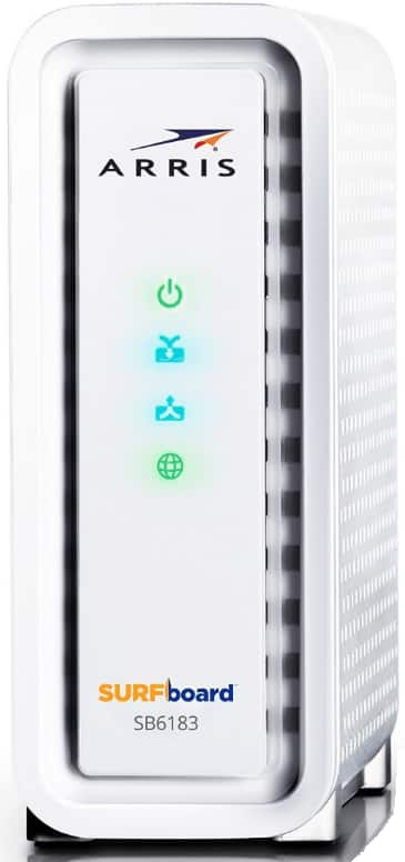 Refurbished ARRIS SURFboard SB6183 DOCSIS 3.0 Cable Modem for $54.99 + Free Shipping @ Newegg.com