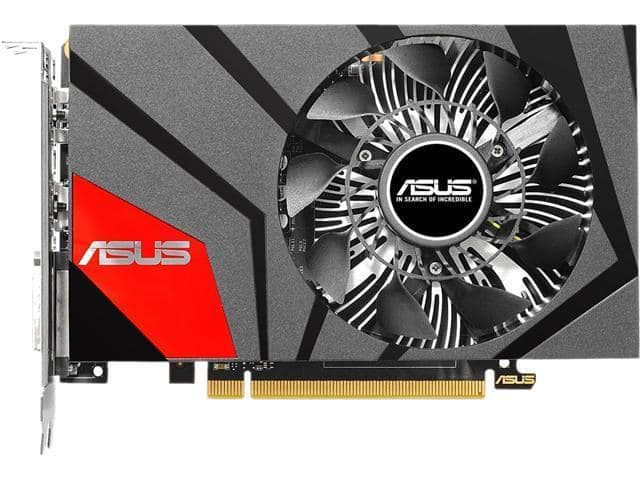 Asus GeForce GTX 950 2 GB 128-Bit GDDR5 PCI Express 3.0 Video Card (MINI-GTX950-2G) for $89.99 AR + Free Shipping @ Newegg.com