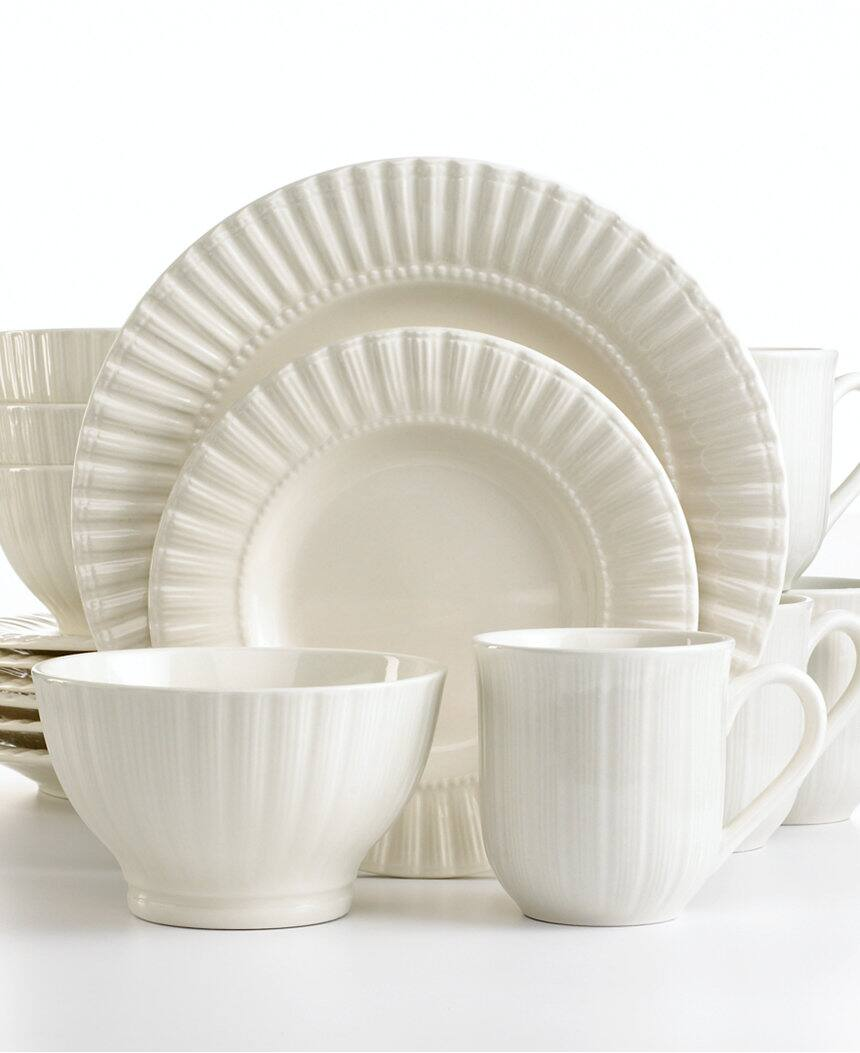 16-Piece Thomson Pottery Maison Dinnerware Set (Service for 4)  $20.40 + Free Store Pick-Up