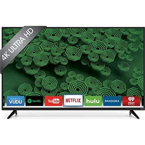 "58"" VIZIO D58U-D3 4K Ultra HD 120Hz LED Smart HDTV  $480 + Free Shipping"