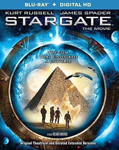 Stargate (Blu-ray + Digital HD)  $5 + Free Store Pick-Up