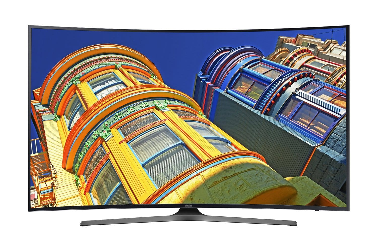"49"" Samsung UN49KU6500F Curved 4K UHD LED Smart HDTV + $200 Dell Gift Card $649.99 + Free Shipping"