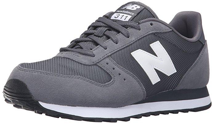 Men's New Balance 311 Running Shoes (Black or Grey) $30.88 via Amazon
