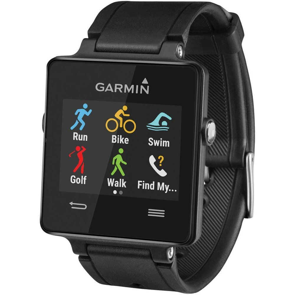 Garmin VivoActive GPS-Enabled Active Fitness Smartwatch (Refurbished)  $85 + Free Shipping