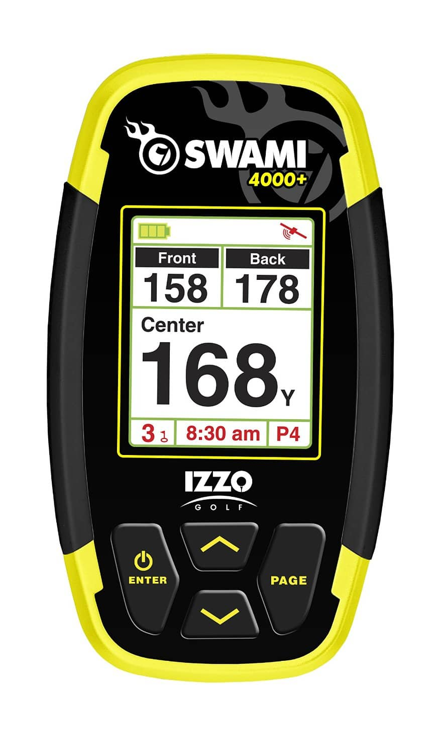 IZZO Swami 4000 Plus Golf GPS (2015) for $89.99 with free shipping & more