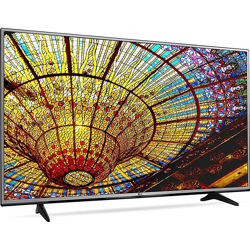 "LG 55"" 4K UHD IPS LED HDR Smart TV with WebOS 3.0  $500 + Free Shipping"