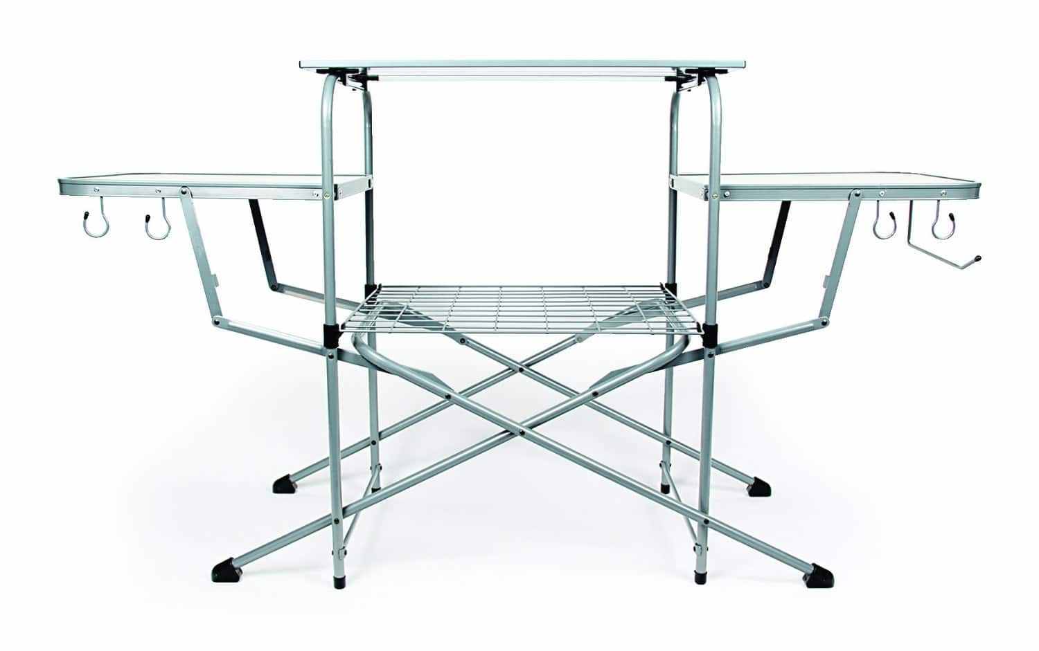 Camco Deluxe Grilling Table w/ Carrying Case $39.61 at Amazon (4.5 star reviews)