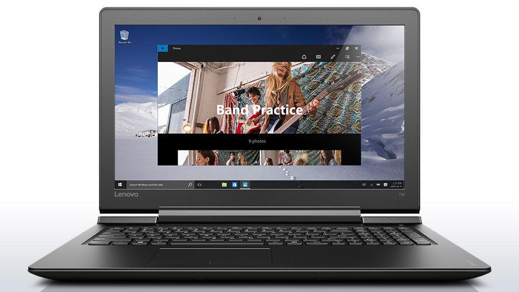 "Lenovo Ideapad 700-15ISK 15.6""  Laptop: i5-6300HQ, 8GB DDR4, 1TB HDD, Win 10, 1080p, GTX 950M $529.99 + Free Shipping"