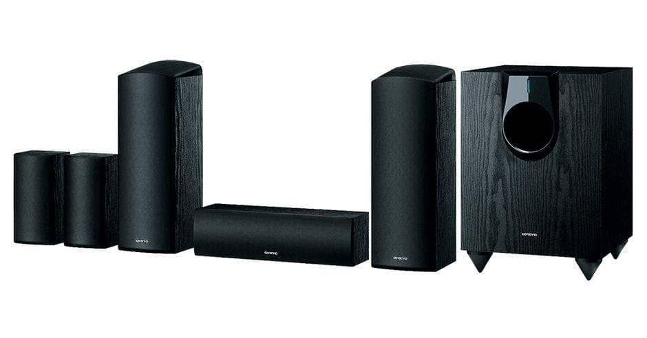 Onkyo 5.1.2-Channel Dolby Atmos Speaker System - $245 Shipped at Meh.com