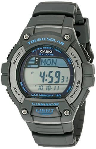 Casio W-S220-8AVCF Men's Tough Solar Digital Watch $15.83 + Free Prime Shipping or @ $49