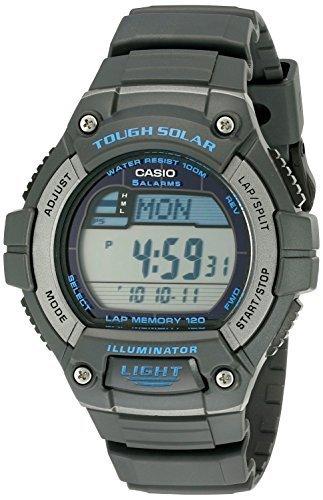 Casio W-S220-8AVCF Men's Tough Solar Digital Watch $15.83 + Free Prime Shipping or @ $49