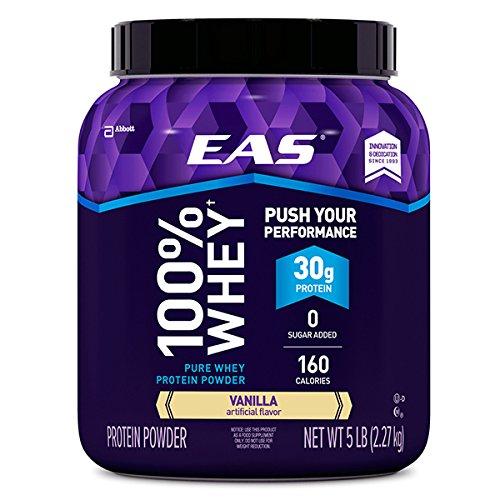 EAS Whey Protein 5 lb $28.75