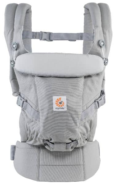 Ergobaby Adapt Baby Carrier (Black or Grey) + $45 Target Gift Card  $145 + Free Shipping