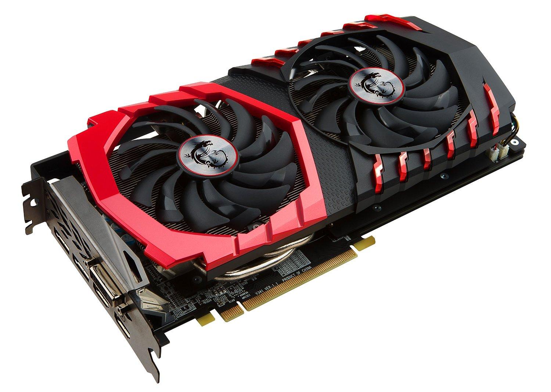MSI Radeon RX 480 4GB GDDR5 Video Card  $179.99AR +S&H @Newegg