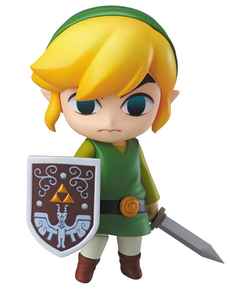 The Legend of Zelda: Wind Waker Link (Nendoroid Figure)  $15