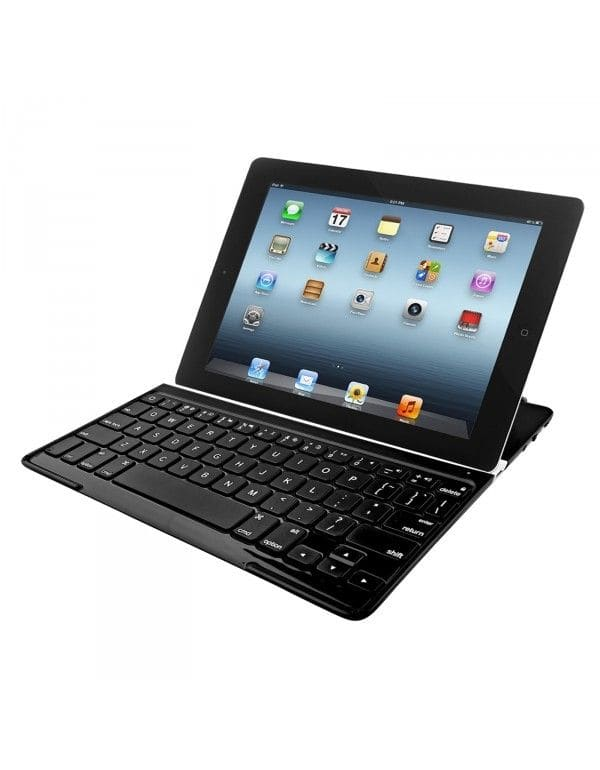 Logitech Bluetooth iPad Keyboard Cases/Covers/Folio (Refurbished)  $10 Each + Free S&H