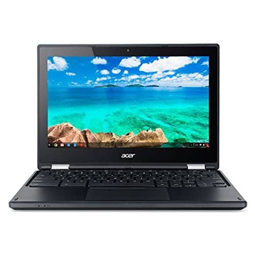 Acer R11 R 11 C738T-C44Z Flip Style Touchscreen Chromebook $219 with FS