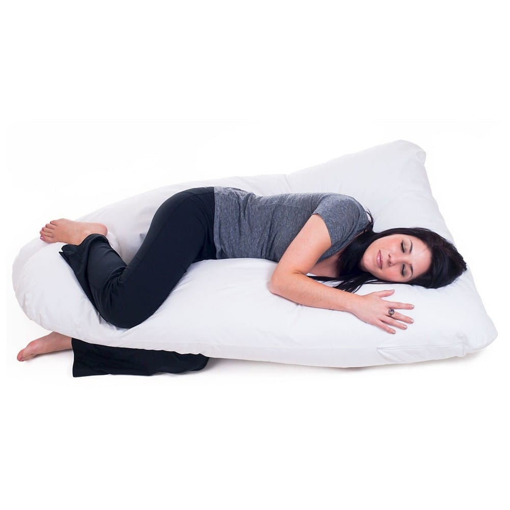 Bluestone Full Body Contour U Pillow for $29 at Target