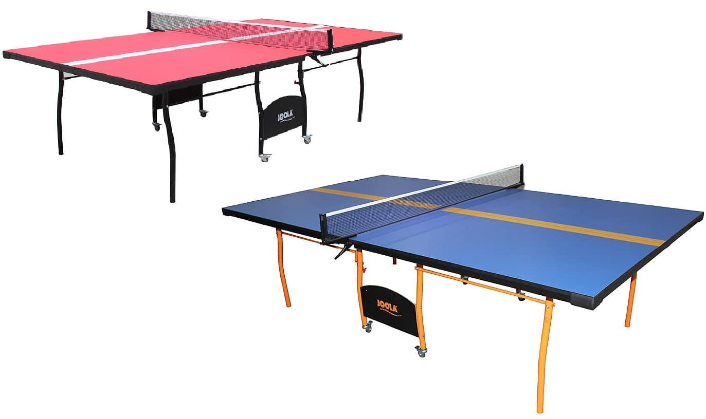 Joola victory full size ping pong table tennis tables 27 syw points - Dimensions of a table tennis board ...