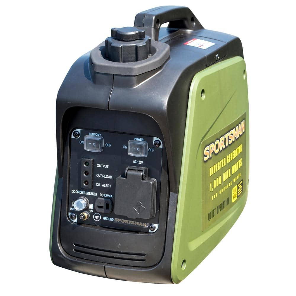 Sportsman 1000Watt Gasoline Powered Digital Inverter Generator  Page 4  Slickdeals.net