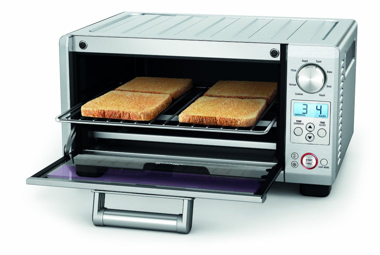 Breville Bov450xl Mini Smart Oven W Element Iq