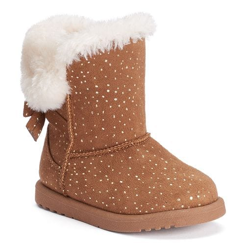 Your little toddler winter boots kohls girl is going to keep growing, and it's important to make sure she has shoes that fit. Shop toddler winter boots kohls for and buy snow boots online at Macy's. Find snow boots .