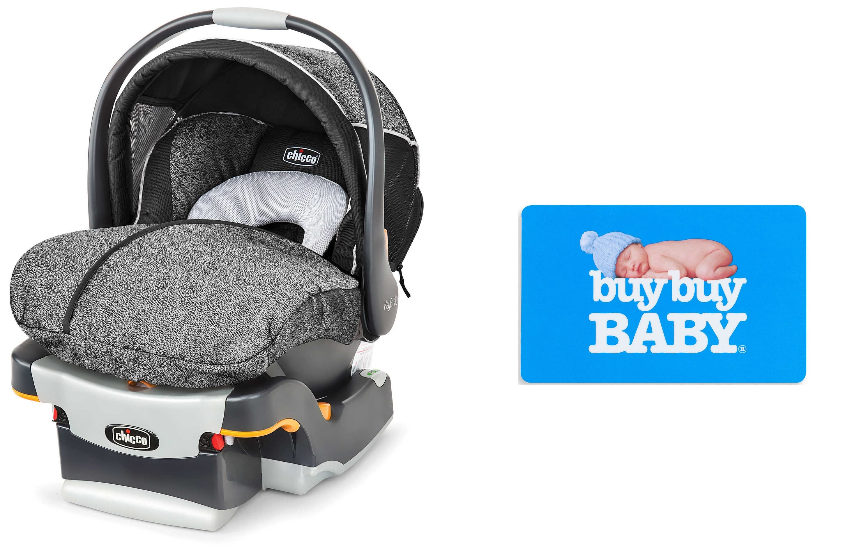 Chicco KeyFit 30 Magic Infant Car Seat 100 BuyBuyBaby GC