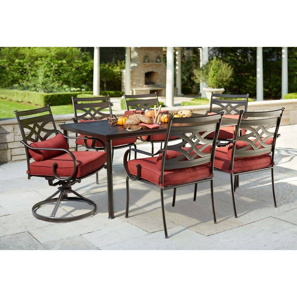 Middletown 7 Piece Patio Dining Set