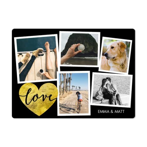 Personalized 4x5 Photo Magnet $3.99 shipped (or 5 for $11, 10 for $20, etc..)