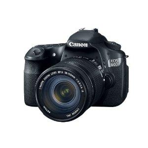 Canon 60D Digital SLR Camera w/ 18-135mm lens + 55-250mm lens + 70-300mm lens + UV Filter for $1527.98 @ Amazon; Sub 60D Body($1227.98) or 60D w/ 18-200mm($1627.98)