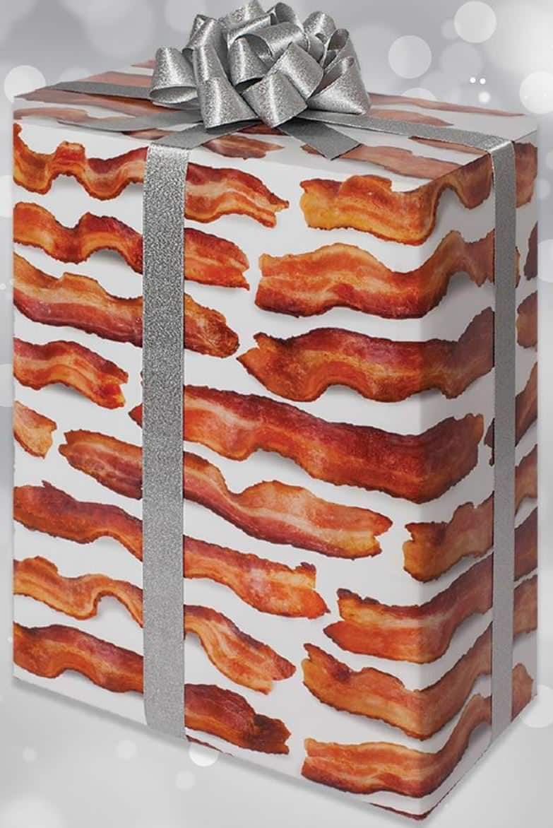 Free Bacon Wrapping Paper (4 Sheets)