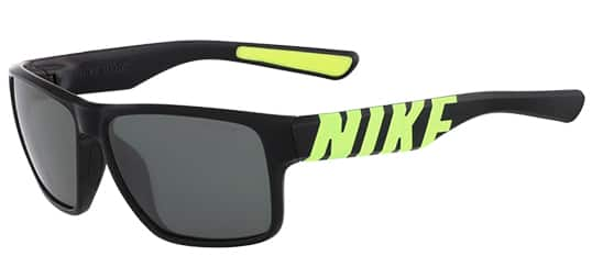 Nike Mojo P Polarized Sport Sunglasses (black/volt) for $44 + Free Shipping