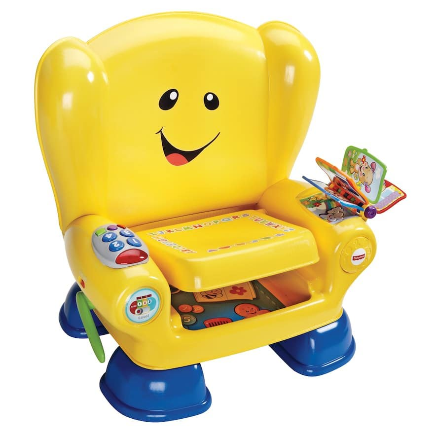 Fisher-Price Laugh & Learn Smart Stages Chair $16.36 shipped *Kohl's Cardholders*