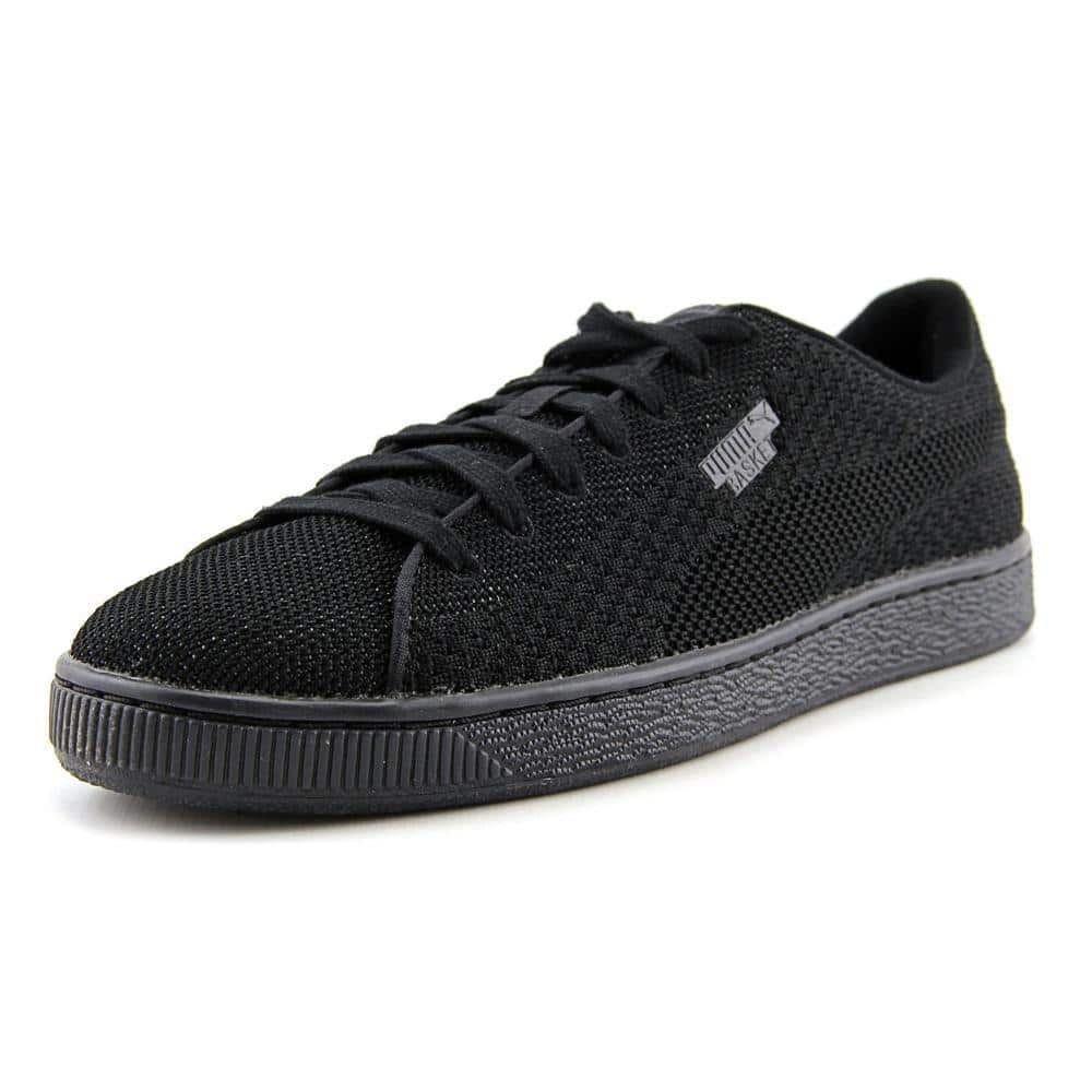 PUMA Men's Basket Knit Mesh Shoes $23.99 + free shipping