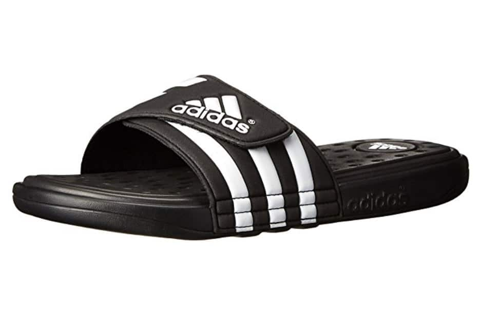 0ed2b6cb05 adidas Slide Sandals  Adissage Cloudfoam (Men s or Women s ...