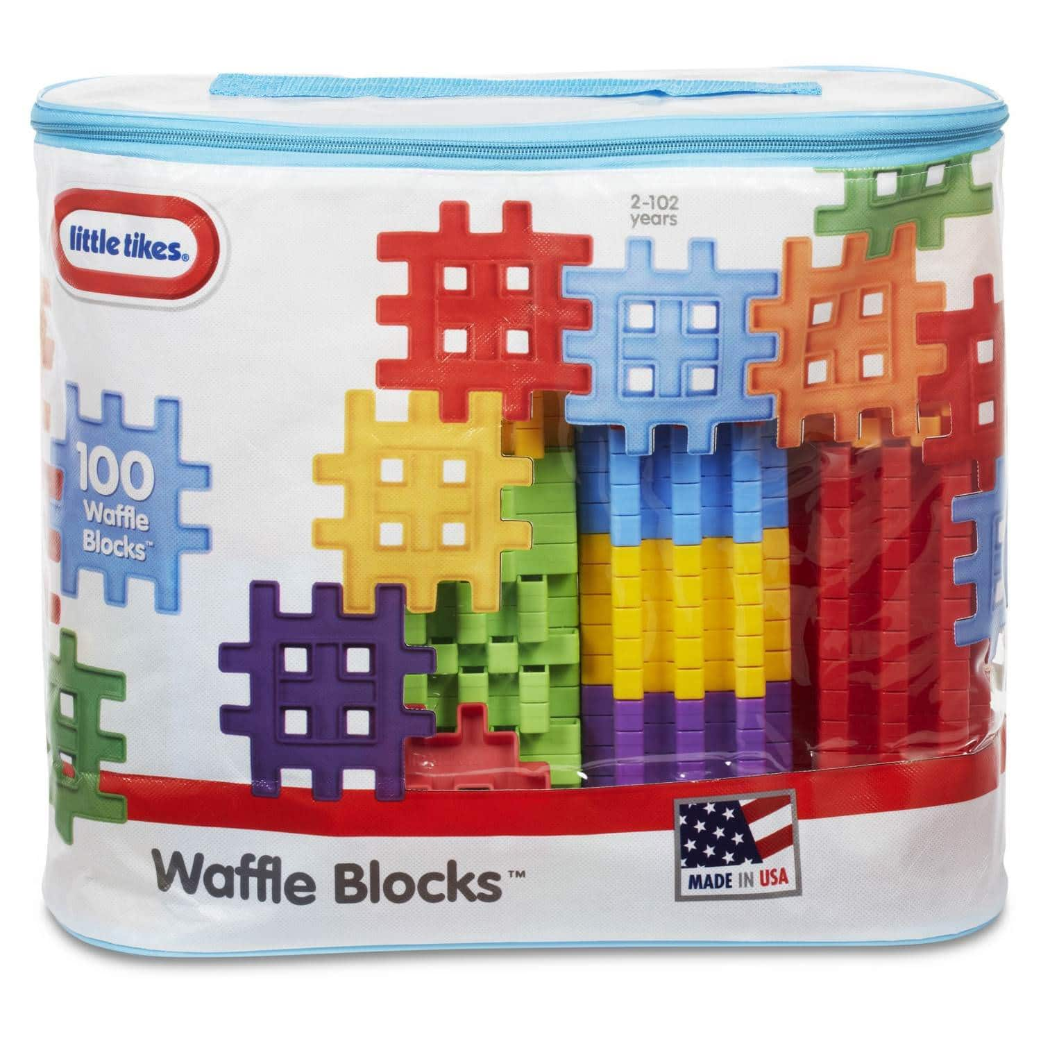 VTech Turn & Learn Driver $8.70 or 100-pc Little Tikes Waffle Blocks $12 + Free Shipping